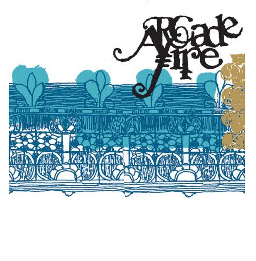 """Arcade Fire - Arcade Fire (Vinyl, 12"""", 33 ⅓ RPM, EP, Reissue, Remastered)"""