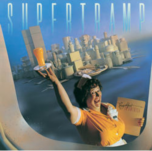 Supertramp - Breakfast in America (Vinyl, LP, Album, Reissue)