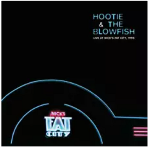 RSD 2020 Hootie & The Blowfish ‎– Live At Nick's Fat City, 1995    ( 2 × Vinyl, LP) AVAILABLE IN STORE ONLY 26-9-20