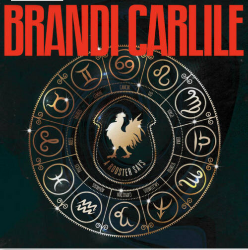 """RSD 2020 Brandi Carlile – A Rooster Says  (Vinyl, 12"""")  AVAILABLE IN STORE ONLY 26-9-20"""