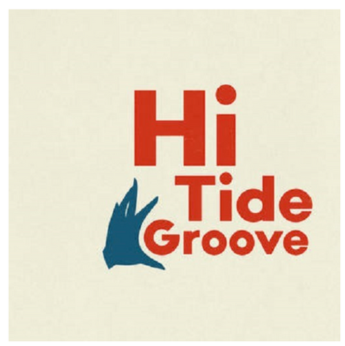 RSD 2020   Various ‎– Kickin Presents Hi Tide Groove (DJ's Choice 1969-1981).   (Vinyl, LP, Compilation, Red, Blue). AVAILABLE IN STORE ONLY 24-10-20