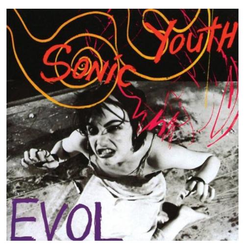 Sonic Youth – EVOL.   (Vinyl, LP, Album, Reissue, Remastered)
