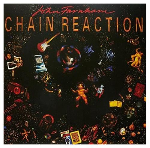John Farnham – Chain Reaction.   (Vinyl, LP, Album, Reissue, Stereo)