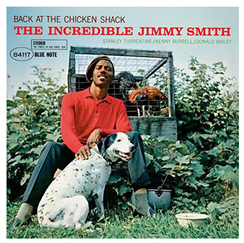 The Incredible Jimmy Smith* – Back At The Chicken Shack.   ( Vinyl, LP, Album, Reissue, Remastered, Stereo)