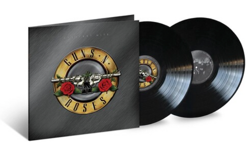 Guns N' Roses ‎– Greatest Hits.   (2 × Vinyl, LP, Compilation, 180g)