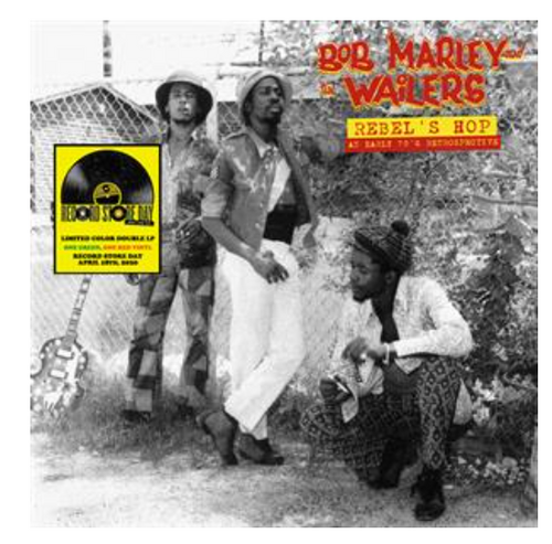 RSD 2020. Bob Marley And The Wailers ‎– Rebel's Hop (An Early 70's Retrospective)    (2 × Vinyl, LP, Compilation, Stereo). AVAILABLE IN STORE ONLY 24-10-20