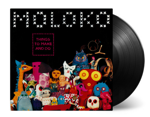 Moloko – Things To Make And Do.   ( 2 × Vinyl, LP, Album)