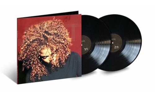 Janet Jackson ‎– The Velvet Rope.   ( 2 × Vinyl, LP, Album)