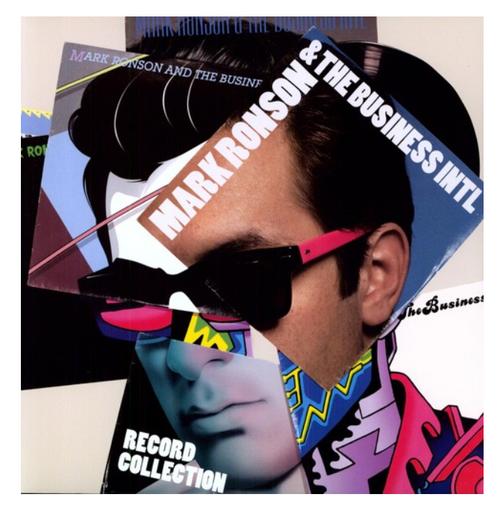 Mark Ronson & The Business Intl – Record Collection.   ( 2 × Vinyl, LP, Album)