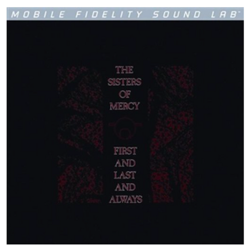 The Sisters Of Mercy ‎– First And Last And Always.   ( Vinyl, LP, Album, Reissue, Remastered, Limited Edition, Numbered)