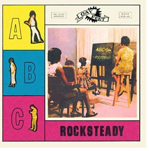 Roland Alphonso With The Originals Orchestra ‎– ABC Rocksteady    (Vinyl, LP, Album, Reissue, Mono)