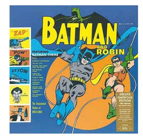 The Sensational Guitars Of Dan & Dale / Sun Ra & The Blues Project – Batman And Robin    (Vinyl, LP, Album, Reissue, Stereo, 180g Gatefold)
