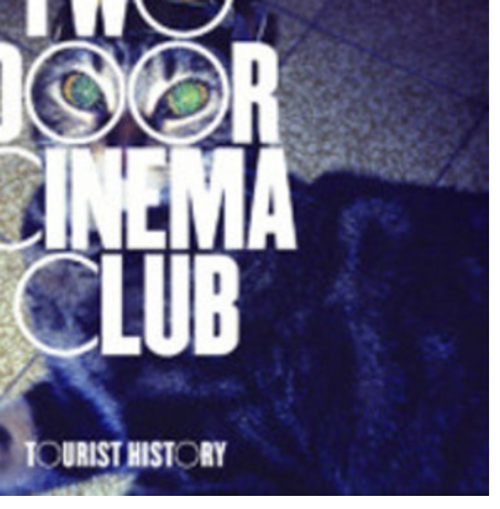 Two Door Cinema Club ‎– Tourist History    (Vinyl, LP, Reissue, Remastered)