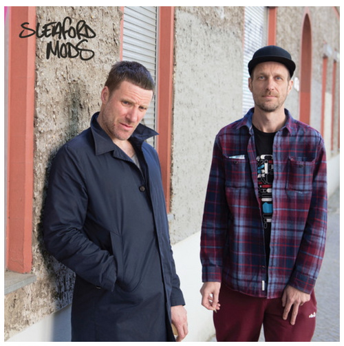 "Sleaford Mods – Sleaford Mods     (Vinyl, 12"", EP)"