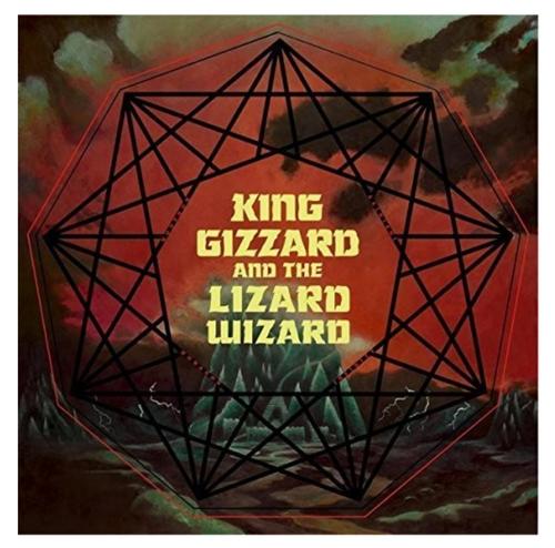 King Gizzard And The Lizard Wizard – Nonagon Infinity    (Vinyl, LP, Album)