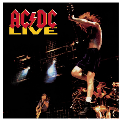 AC/DC ‎– Live    (2 × Vinyl, LP, Album, Remastered, Repress, 180g, Gatefold, Special Collector's Edition)