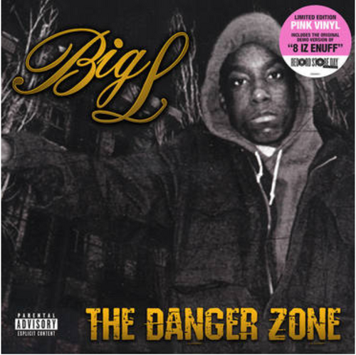 Big L - The Danger Zone ( 2 × Vinyl, LP, Compilation, Limited Edition, Pink) AVAILABLE IN STORE ONLY 24-10-20