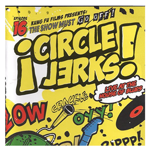 Circle Jerks ‎– Live At The House Of Blues.   (2 × Vinyl, LP, Album)