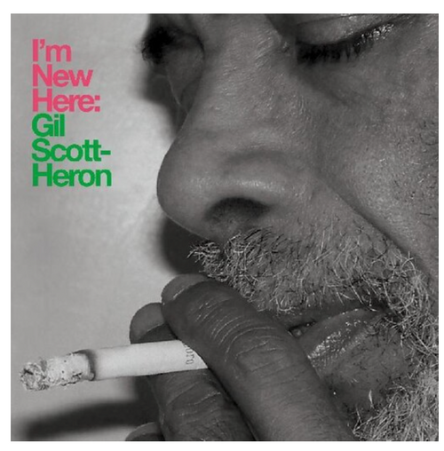 Gil Scott-Heron ‎– I'm New Here.    ( 2 x Vinyl, LP, Album, Reissue, Pink, Green)