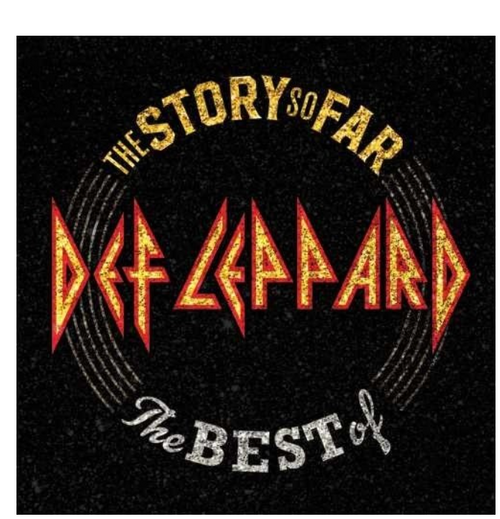 Def Leppard ‎– The Story So Far: The Best Of.   (2 × Vinyl, LP, Compilation)