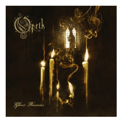 Opeth ‎– Ghost Reveries.   (2 × Vinyl, LP, Album, Reissue, 180g)