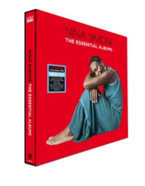 Nina Simone – The Essential Albums.   (3 × Vinyl, LP, Album, Box Set)
