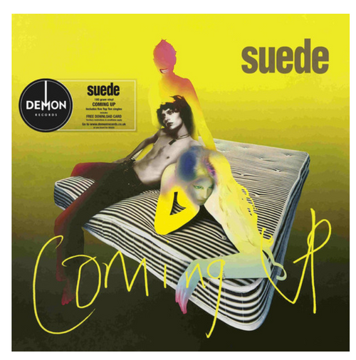 Suede ‎– Coming Up.   ( Vinyl, LP, Album)