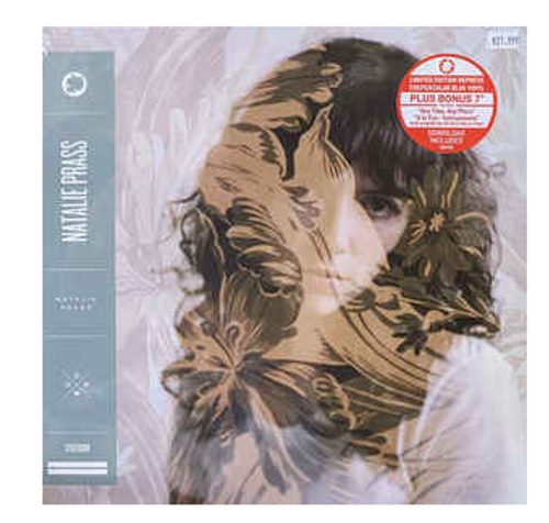 """RSD 2020. Natalie Prass – Natalie Prass.   (Limited Edition Vinyl, LP, Album, Blue, 7""""). AVAILABLE IN STORE ONLY 24-10-20"""