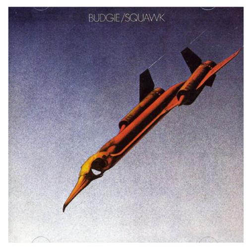 Budgie – Squawk.   (Vinyl, LP, Album)