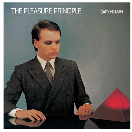 Gary Numan ‎– The Pleasure Principle.   (Vinyl, LP, Album)