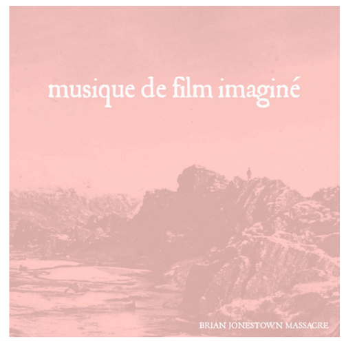 The Brian Jonestown Massacre ‎– Musique De Film Imaginé.   (Vinyl, LP, Album, Pink)