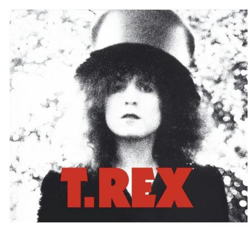 T. Rex – The Slider.   (Vinyl, LP, Album, Reissue, Clear, 180g)