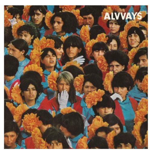 Alvvays ‎– Alvvays.   (Vinyl, LP, Album)