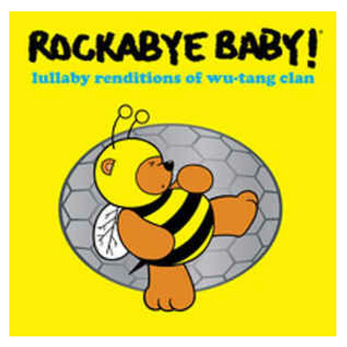 RSD 2020. Rockabye Baby – Lullaby Renditions Of Wu-Tang Clan.   (Vinyl, LP). AVAILABLE IN STORE ONLY 24-10-20