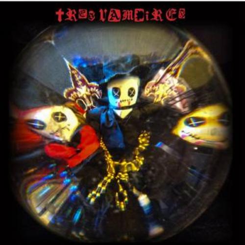 RSD 2020  Tres Vampires - Tres Vampires.   (Vinyl, 12'' Coloured).