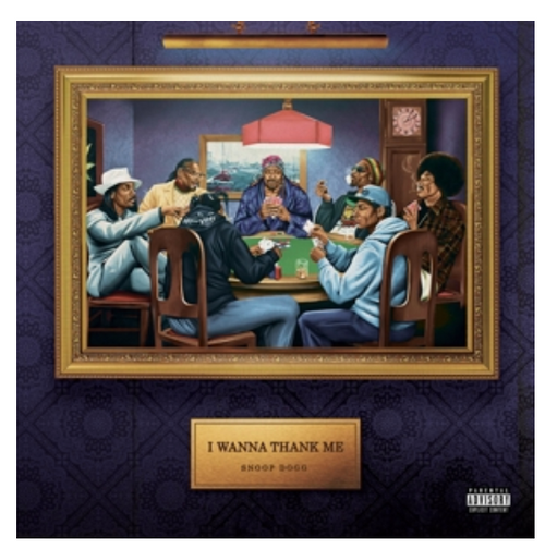 Snoop Dogg – I Wanna Thank Me.   (2 × Vinyl, LP, Album, Stereo, Gold Nugget)