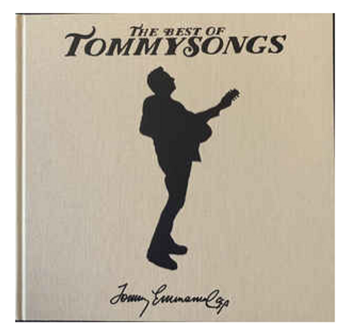Tommy Emmanuel – The Best Of Tommysongs.   ( Box Set, Limited Edition, 2 × Vinyl, LP, Clear w/ Black Smoke 2 × CD)