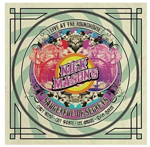Nick Mason's Saucerful Of Secrets – Live At The Roundhouse.   (2 × Vinyl, LP, Album, Die Cut Slipcase)