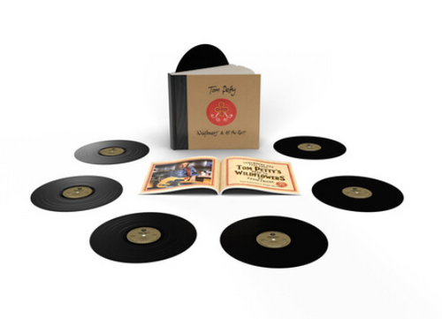 Tom Petty ‎– Wildflowers & All The Rest.   (Box Set, Deluxe Edition, 7 x Vinyl, LP)