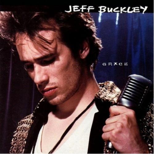 Jeff Buckley - Grace (Vinyl, LP, Album, Limited Edition, Reissue, Gold)