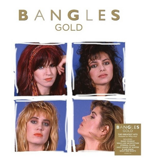 Bangles ‎– Gold.    (Vinyl, LP, Compilation)