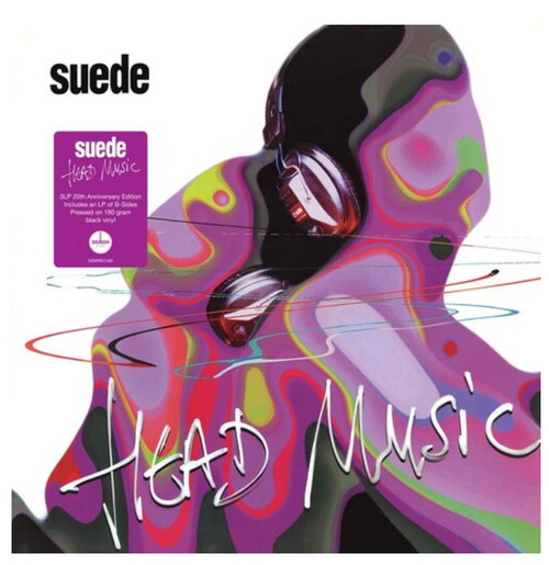 Suede ‎– Head Music.   (Vinyl, LP, Album, Reissue)