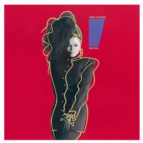 Janet Jackson – Control.   (Vinyl, LP, Album)