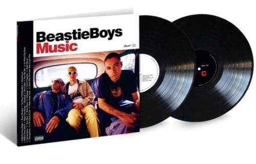 Beastie Boys – Music.   (2 × Vinyl, LP, Compilation)