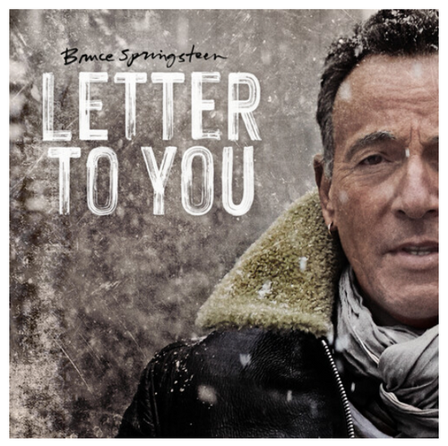 Bruce Springsteen – Letter To You.   ( Vinyl, LP, Album)