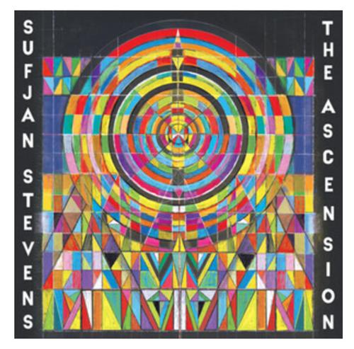 Sufjan Stevens – The Ascension.   ( 2 × Vinyl, LP, Album)