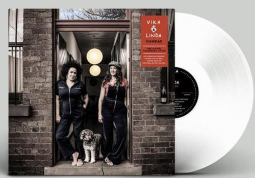 Vika & Linda – Sunday (The Gospel According To Iso).   (Vinyl, LP, Album, Limited Edition, White)
