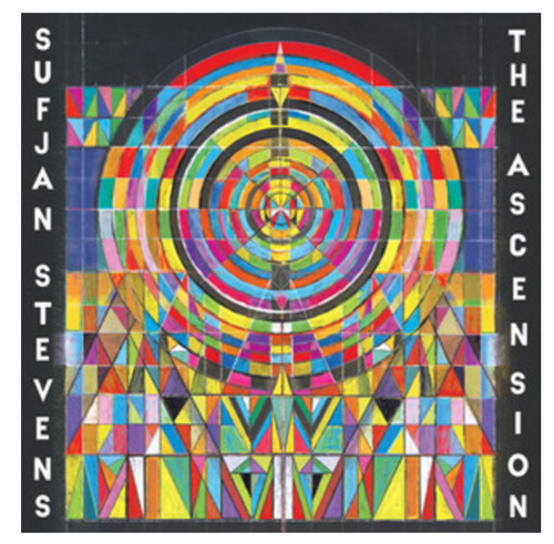 Sufjan Stevens ‎– The Ascension.   (2 × Vinyl, LP, Album, Limited Edition, Clear)