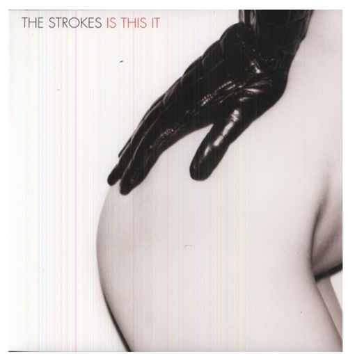 The Strokes ‎– Is This It    (Vinyl, LP, Album, Reissue)