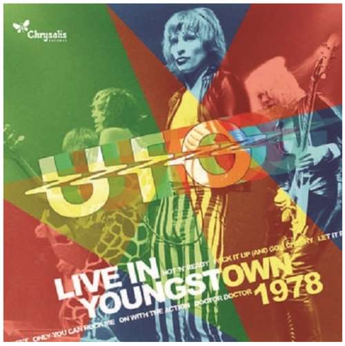UFO ‎– Live In Youngstown 1978.   ( 2 × Vinyl, LP, Album, Record Store Day 2020)